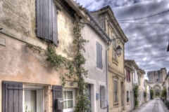 Rue Baudin, Aigues-Mortes