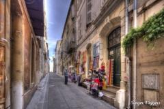 Rue de la Calade, Arles