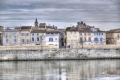 Quai de la Roquette, Arles