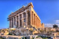 The Parthenon, Acropolis, Athens, Greece