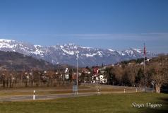 Balzers, Lichtenstein.