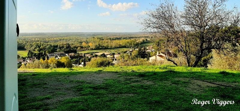 View from Ruines de la Tour de Bellegarde