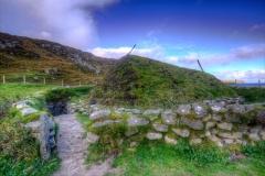 Iron Age Village, Bosta