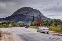 Near Corinth, Greece