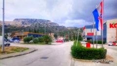 Cibaca, Croatia