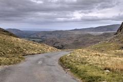 Hardknott Pass, Cumbria