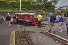 Ravenglass & Eskdale Railway, Cumbria