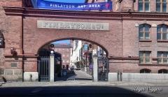 Finlayson works, Tampere, Finland