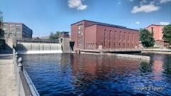 Generating station, Tampere, Finland