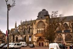 Eglise St Jacques, Dieppe
