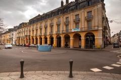 Arc de la Bourse, Dieppe