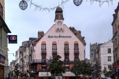 Place du Puits Salé, Dieppe