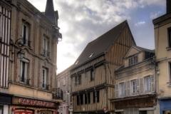 Rue des 104, Harfleur