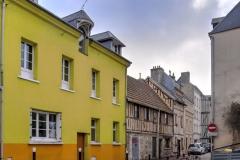 Rue de l'Eure, Harfleur