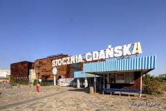No 2 Gate, Lenin Shipyard, Gdansk, Poland