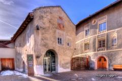 Glorenza, South Tyrol, Italy