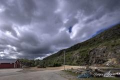 Hamnbukt, near Lakselv, Norway