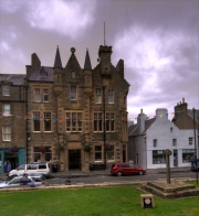 Forme Kirkwallr town hall now the community centre.