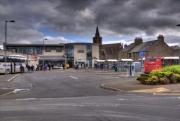 Kirkwall bus station.