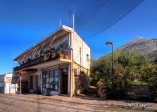Nikos supermarket, Kitta, Peloponese, Greece