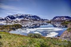 Lake Stavatn, Norway