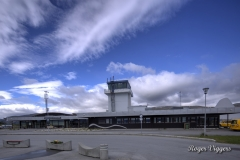 Lakselv airport, Norway