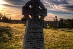 Lyness Royal Navy Cemetery.