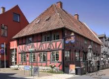 Old building in Middlefart