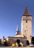 Biserica Evanghelică, Mosna, Romania
