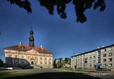 Narva old town hall