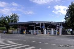 Narva border post