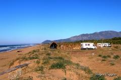 Neochori Beach, Zaharo, Greece