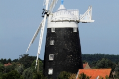 Burnham Overy Staithe windmill