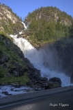 Latefossen Falls, Norway