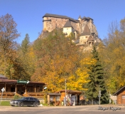 Castle, Oravsky Podzamok