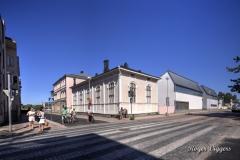 Aleksanterinkatu, Oulu, Finland