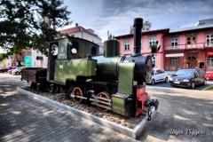 Orenstein & Koppel locomotive of 1911