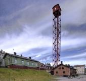 Shot tower, Pispala, Tampere, Finland