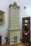Room heater, Nicolae Simache Clock Museum, Ploiesti, Romania