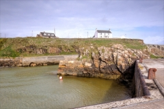 Point of Ness harbour
