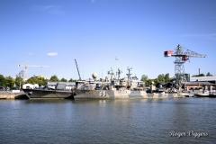 Port of Turku, Finland