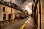 Wentworth Street, Portree, Skye