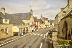Ravenoville Village, Normandy
