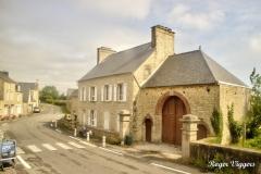 Ravenoville Village, Normandy