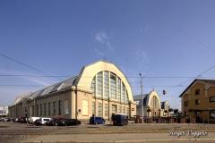 Central Market Halls, Riga, Latvia