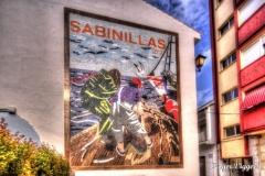 Commemorating the small boat fishermen of San Luis De Sabinillas