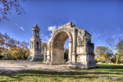 Les Antiques du Saint Remy-de-Provence