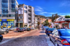 Rruga Flamurit, Sarandë, Albania.