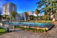 Friendship Park, Saranda, Albania.
