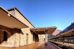 Sinaia Railway Station